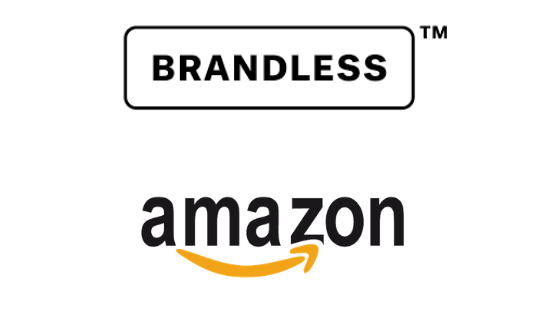 brandless vs amazon