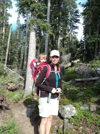 9d668b581 Hiking With Babies and Toddlers ~ Child Carrier Tips - Colorado ...