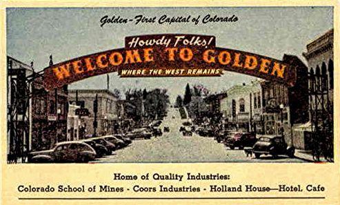 Welcom to Golden Postcard