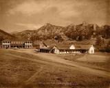 Elkhorn Lodge, 1905