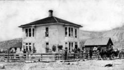 Residence of Frank Jackson, 1881.