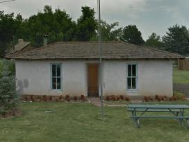 Historic Sod House