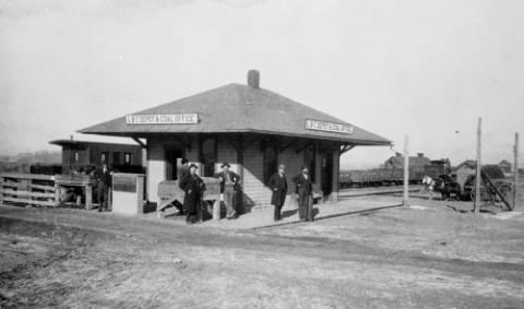 Vintage Grand Junction Photos