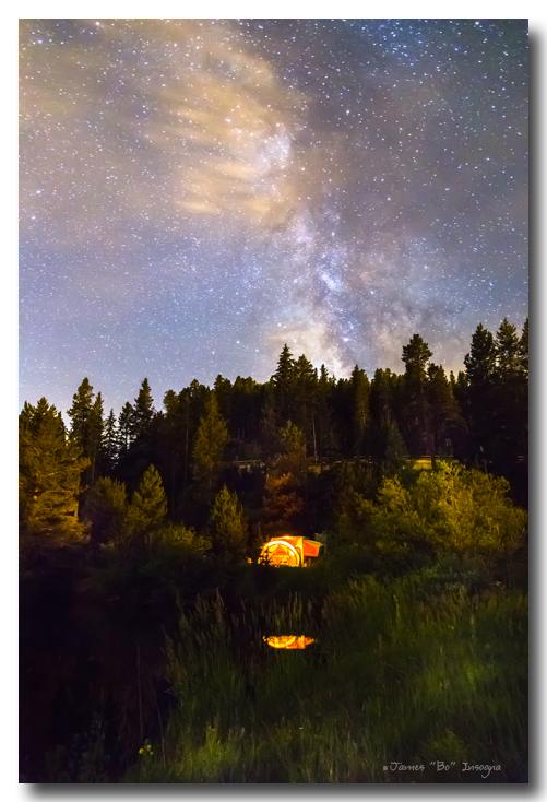 Milky Way Wings