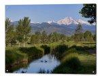 Twin Peaks View Acrylic Print