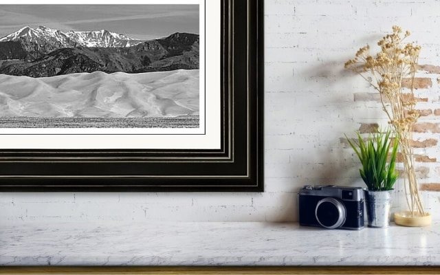 Decorating with Large Panoramic Prints « Boulder County The Book