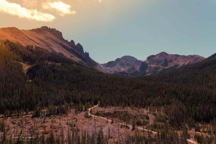 State Forest State Park Landscape Art Print