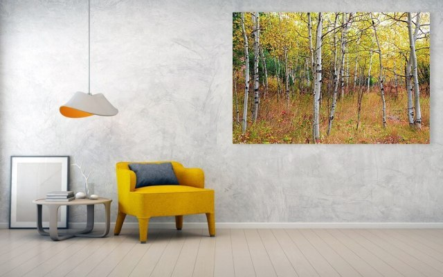Happy Place In The Woods Acrylic Print