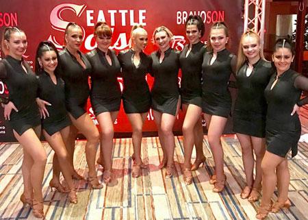 ladies performance team