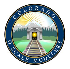 Colorado O Scale Modelers Logo