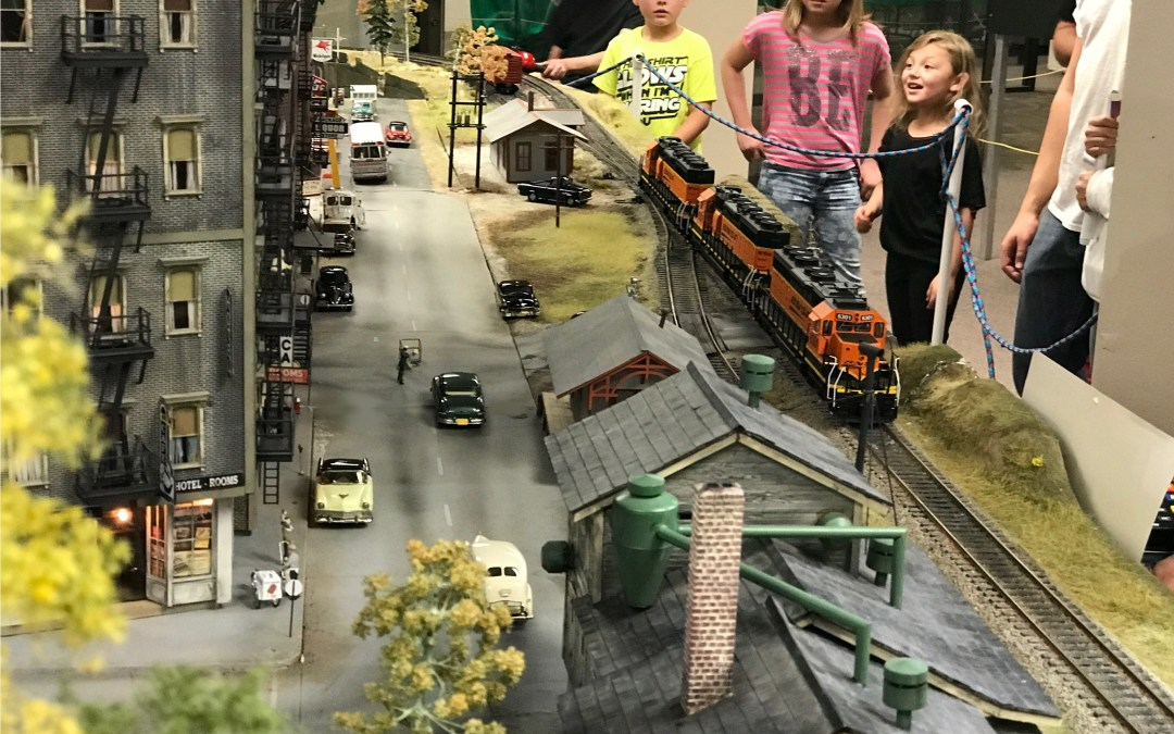 March Rocky Mountain Train Show 2017!