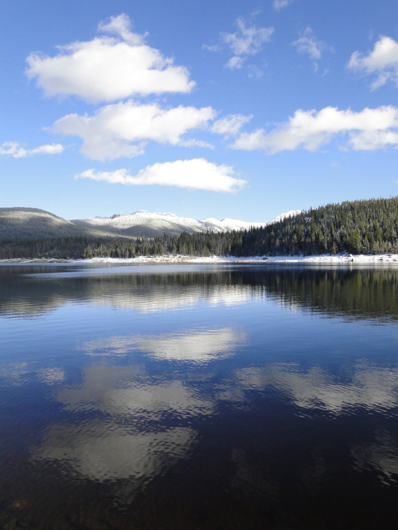 Meadow Creek Reservoir