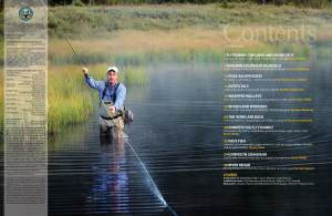 2015 Fishing Guide contents