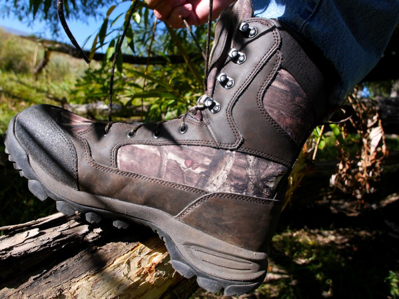 Good boots are a must have for all big-game hunters. Photo by Jerry Neal-CPW.