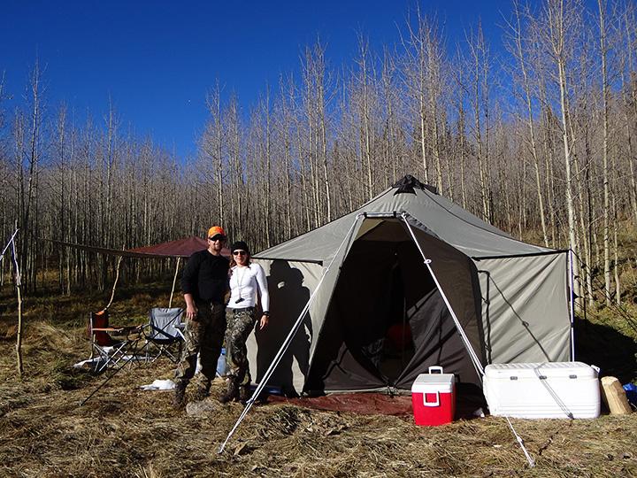 Amy's Elk Camp