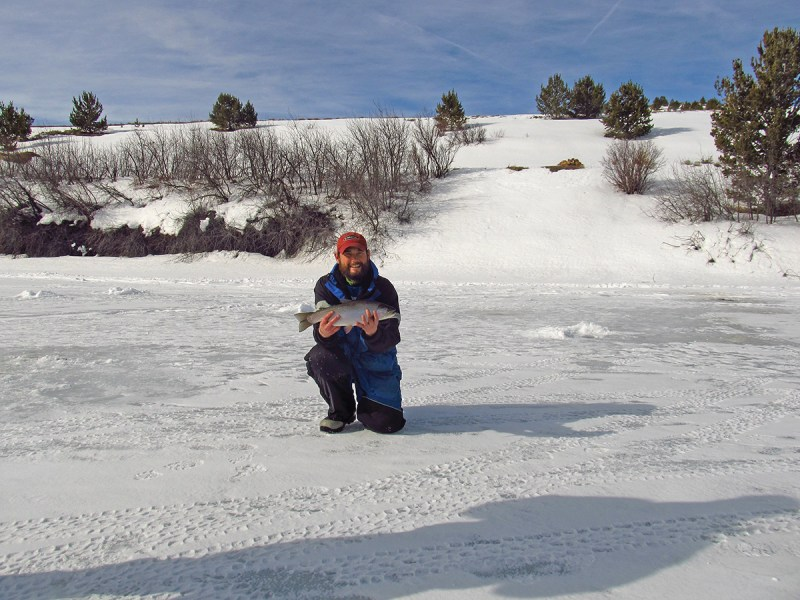 Walden Ice University Big Trout #1