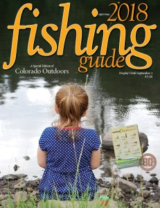 2018 Fishing Guide - Magazine Cover
