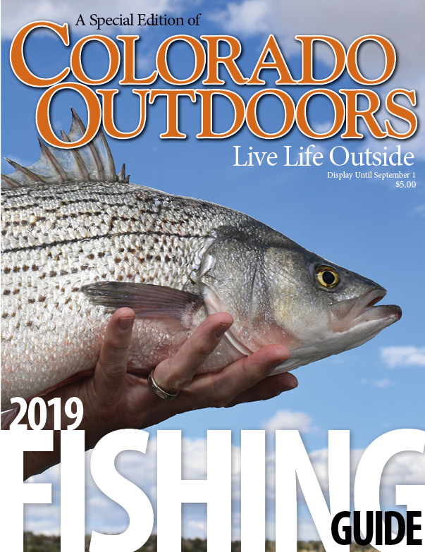 2019 Fishing Guide cover