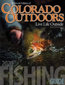 2020 Fishing Guide Cover