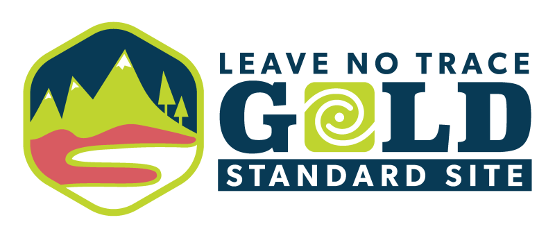 Leave No Trace Gold Standard Site logo