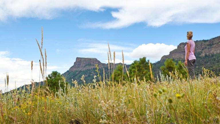 Fishers Peak