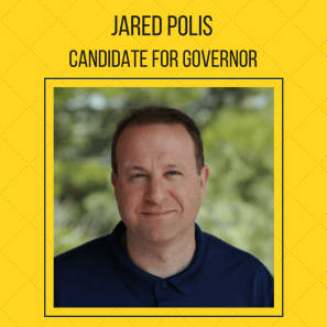 Jared Polis Colorado People's Action Governor endorsement