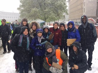 People's Climate March. Colorado People's Alliance. COPA
