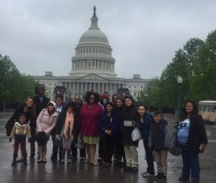 Visiting our Reps in DC!