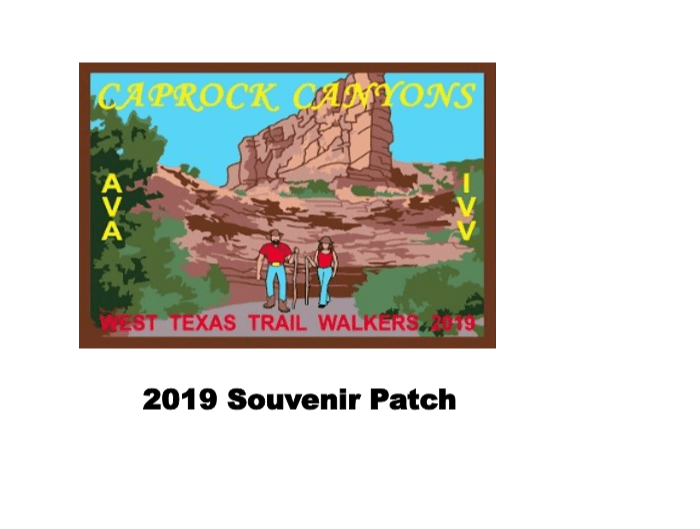 Save the Date! Caprock Canyons State Park walks, Oct. 11 – 13