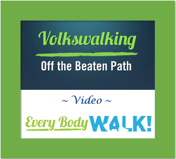 VolksWalking:  Off the Beaten Path video
