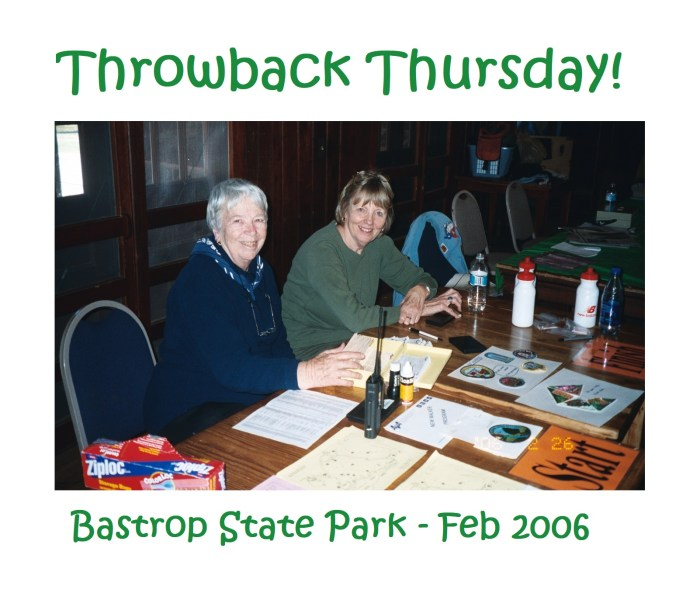 Bastrop State Park Walk, February 2006