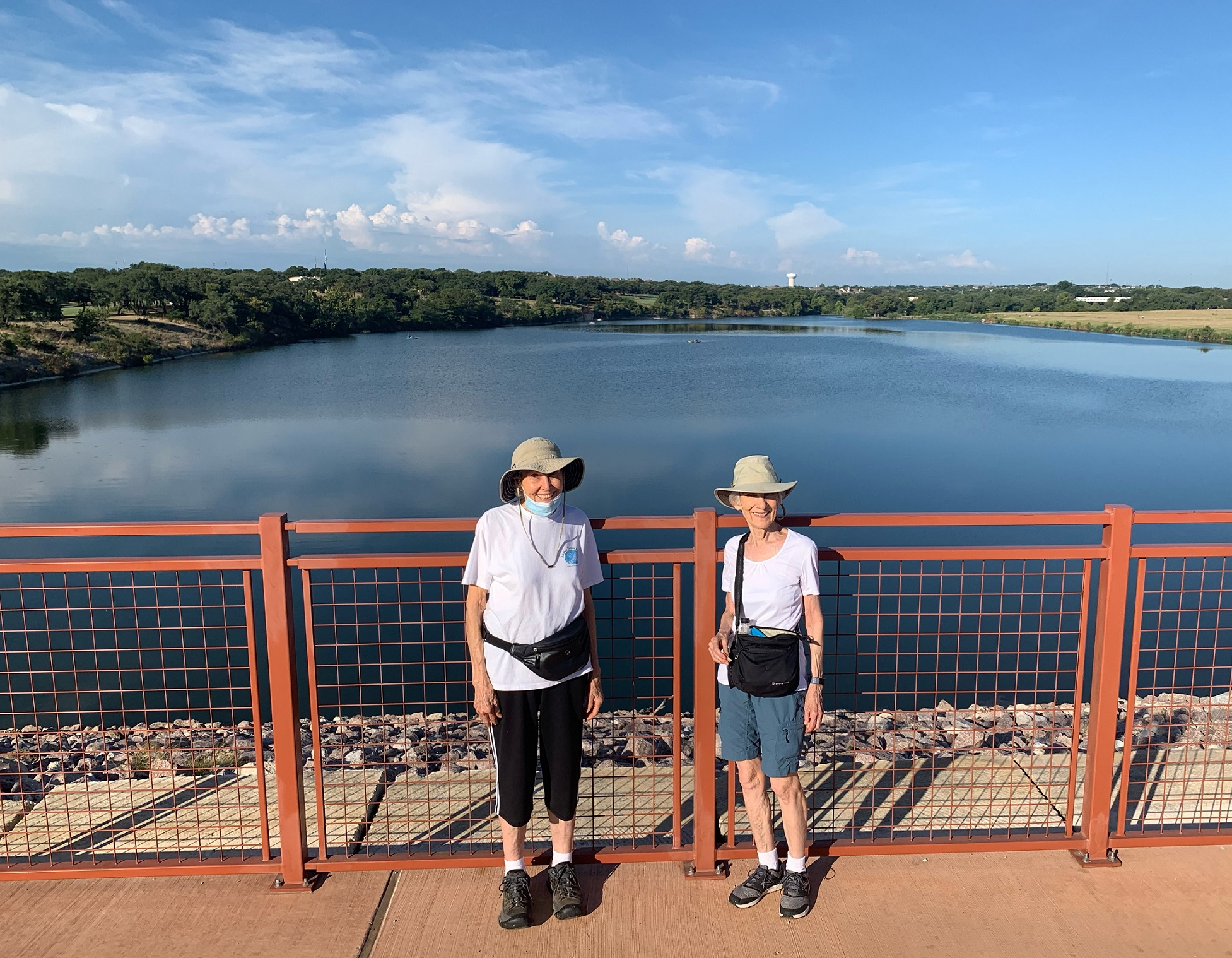 Photos from Brushy Creek Walk on Aug 1st