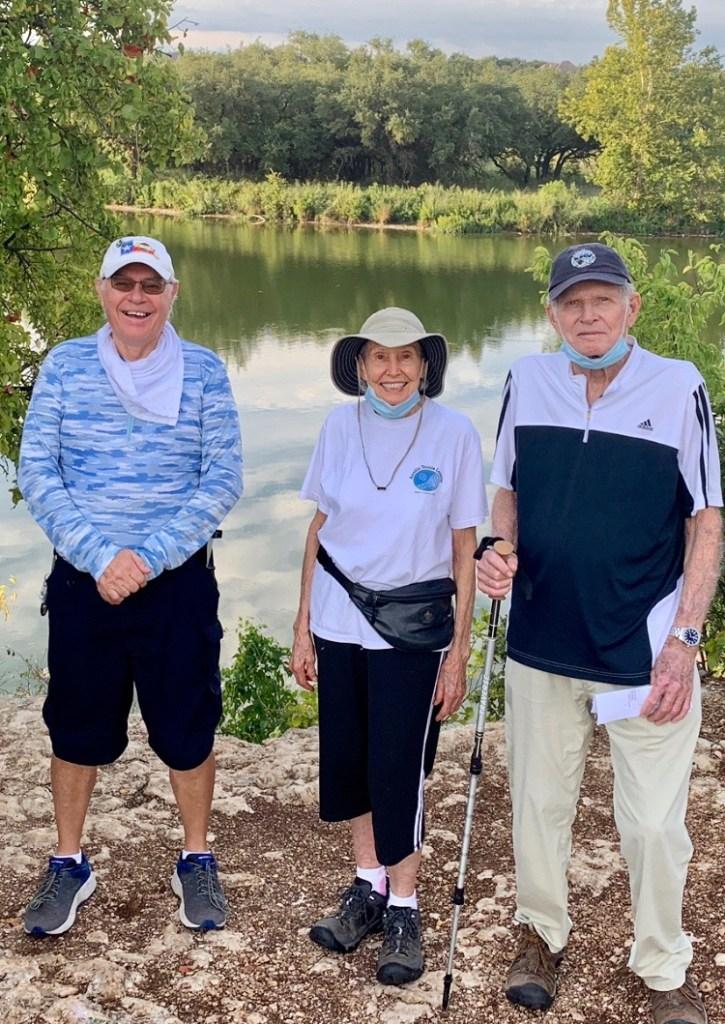 Brushy Creek Lake, group 2