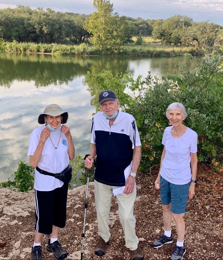 Brushy Creek Lake, group 3
