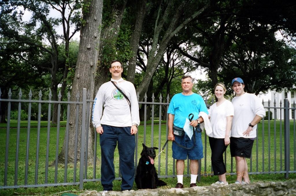Martin, Indie, Bohnerts in Austin in 2007