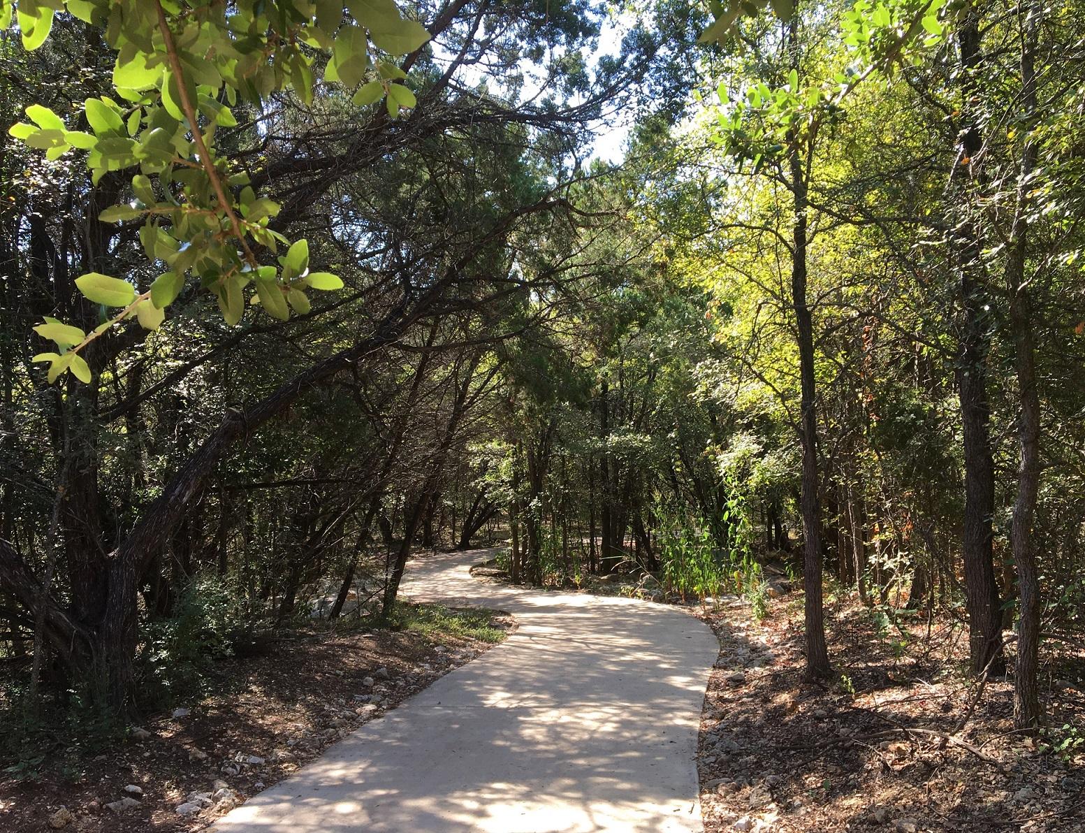 Reminder – Violet Crown Trail via Dick Nichols Park walk on Sep 25th