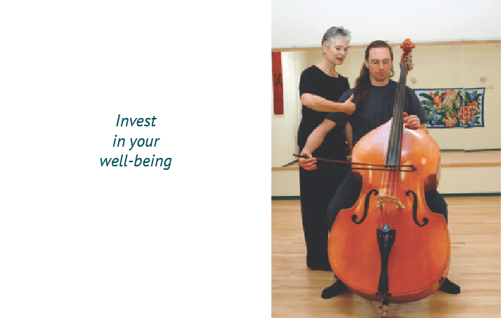 Invest in your well-being