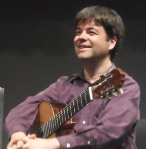 Jonathan Leathwood, classical guitarist and Alexander Technique teacher in Denver, Colorado