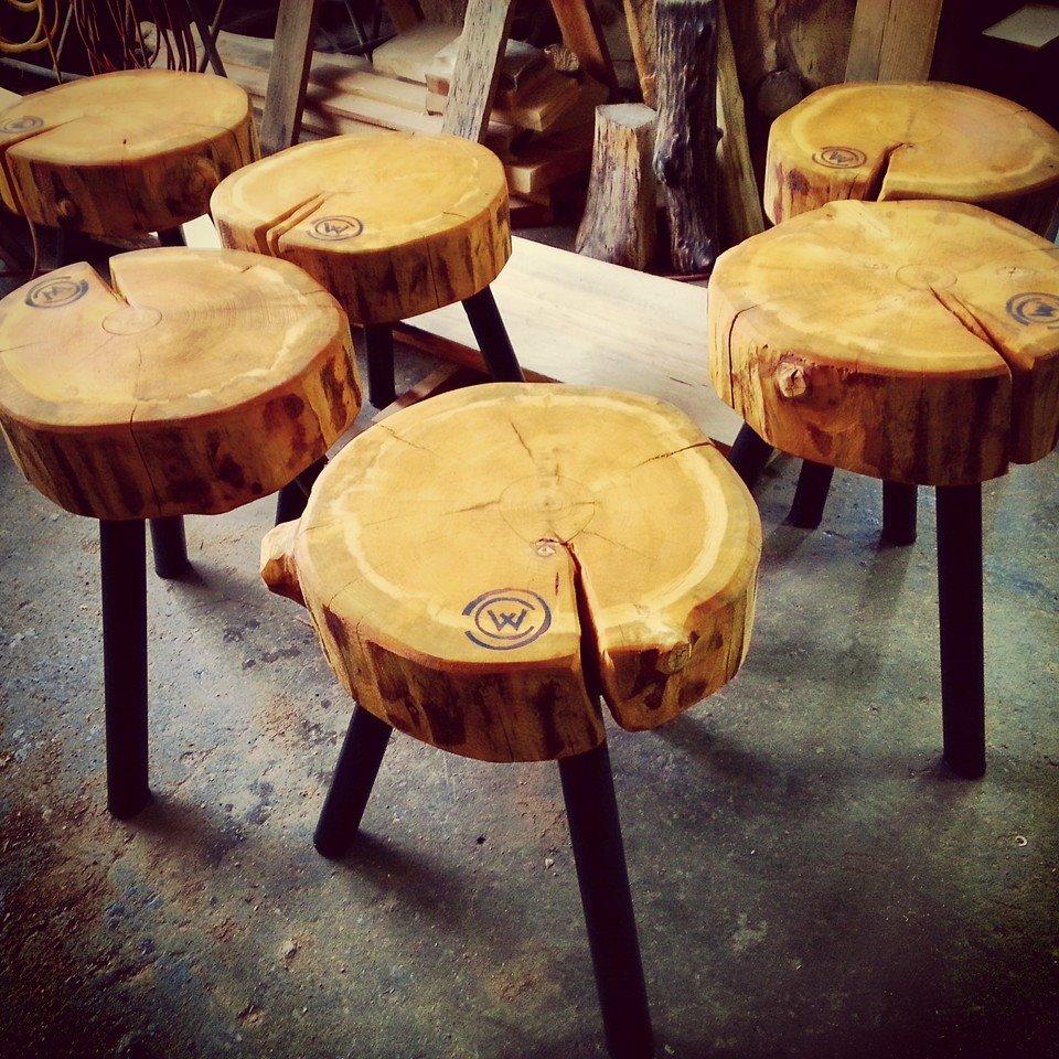 Handmade Custom Footstools