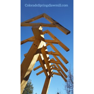 How-To Build A Timber Frame Signboard