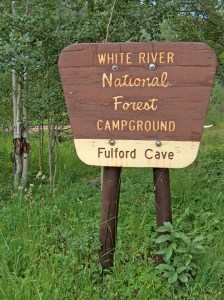 Fulford Cave Campground