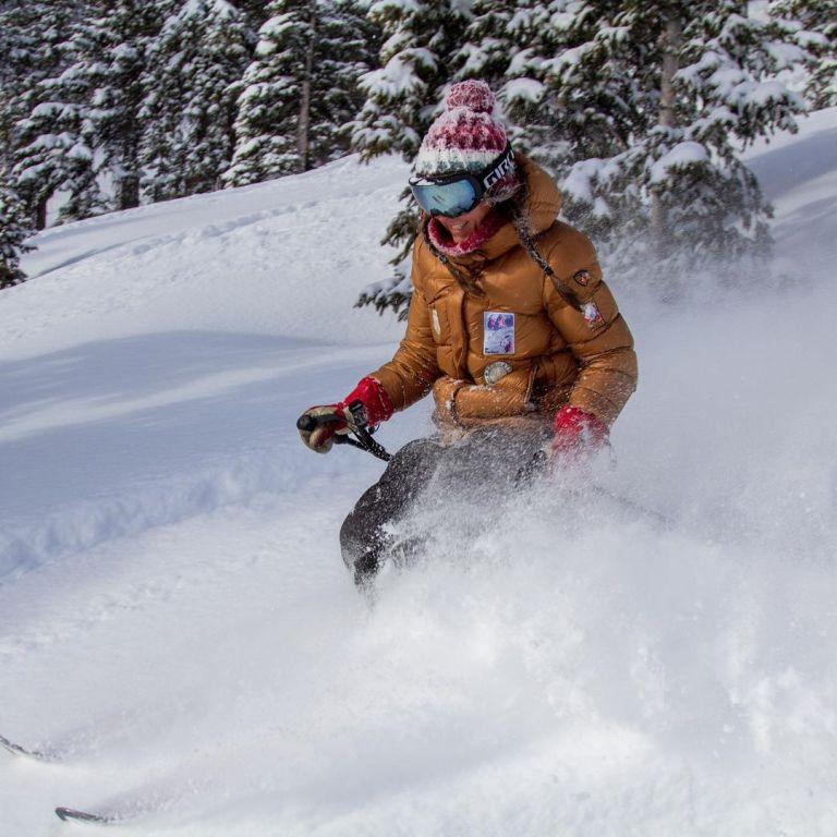 Skier at Wolf Creek finds Colorado powder