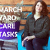 March Yard Care Tasks