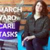 March Yard Care Tasks