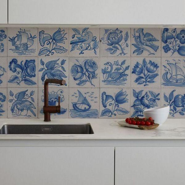 ceramic tile decals stickers