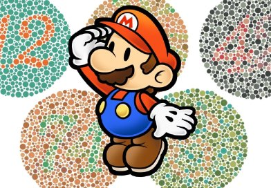 No Colorblindness Settings Dull Paper Mario: The Origami King's Gorgeous Visuals