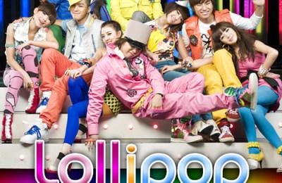 BIG BANG (빅뱅) and 2NE1 – Lollipop