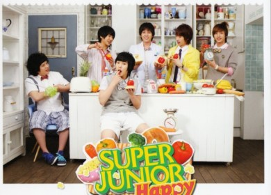 Super Junior-Happy – Cooking! Cooking! (요리왕)