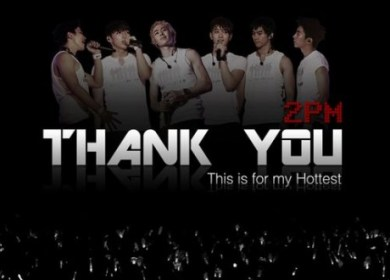 2PM – Thank You