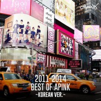 Apink - 2011-2014 Best of Apink ~Korean Ver.~